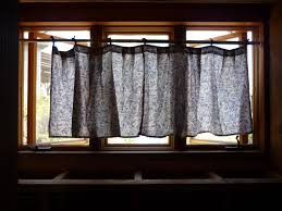 Outer Space Window Curtains by The Daedalus Project Construction Of A Mythical Tiny House