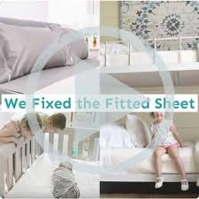 How To Fold A Fitted Bed Sheet Zip On Fitted Sheets Bed Sheets And Crib Sheets Quickzip Sheets