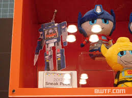 collectible news new transformers hallmark ornament and itty