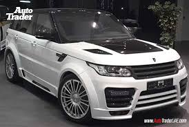 mansory range rover auto trader uae news bespoke suits for range rover