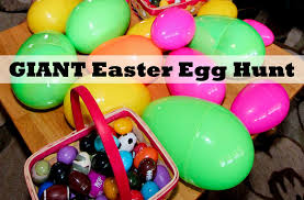 easter eggs surprises easter egg hunt the kids cool idea not