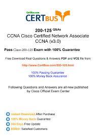 free ccna study guide free providing certbus cisco 200 125 vce exam study guides with