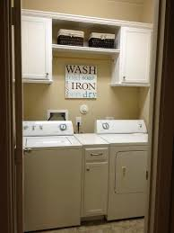 laundry room remove the ugly wire shelf and replace w basic