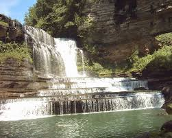 crossville tn crossville tn cumberland cove waterfall beautiful