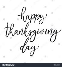 happy thanksgiving day autumn thanksgiving quote stock vector