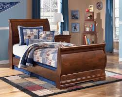Metal Sleigh Bed Decor Modern Remarkable Twin Sleigh Bed With Wondrous Pattern