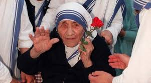 biography for mother the mother the saint the indian express