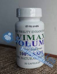 can you increase semen with vimax volume pills