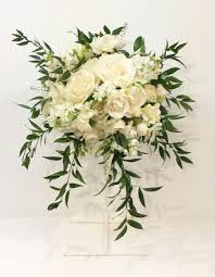 wedding flowers calgary calgary wedding flowers florist real inspiration ivory white