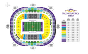 vikings season ticket prices going up at tcf bank stadium gomn