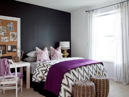 Mixing White And Black Bedroom Furniture Purple Bedrooms Pictures Ideas U0026 Options Hgtv
