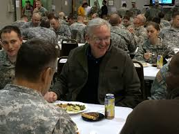 thanksgiving dinner st louis nixon eats thanksgiving dinner with national guard the missouri