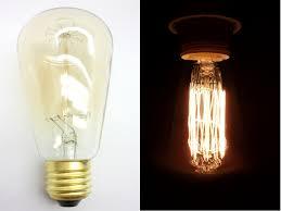 Ampoule Deco Filament Lampes Et Ampoules Miniatures Tendance La Lampe Baladeuse à