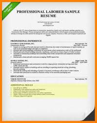 resume with skills section example skills section of resume