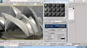 architecture tutorial 3ds max applying materials 6 youtube