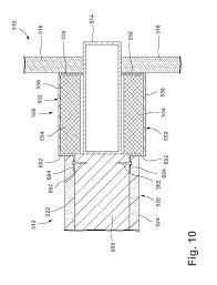 patent us20120180414 interior wall cap for use with an exterior