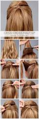 Easy Dressy Hairstyles For Long Hair by Best 25 Long Hair Hairstyles Ideas Only On Pinterest Hair