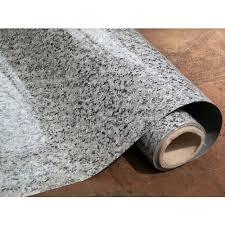 builders sheds floor covering vinyl flooring 1 82m wide grey fleck