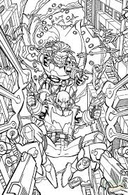 28 Collection of Dc Comics Coloring Book Pages  High quality free