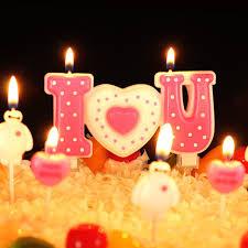 imagenes de feliz cumpleaños amor animadas dibujos animados torta vela amor velas accesorios bougies d