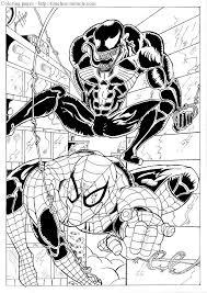 iron man venom coloring pages coloring book kids fun art