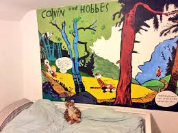 carl jubb jubbjubbbird twitter calvinandhobbes summers almost over there s never enough time to do all the nothing you want finished wall mural