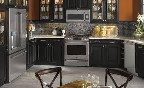 white cabinets black granite what color backsplash cream glazed