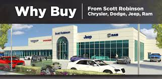 why buy from robinson chrysler dodge jeep ram