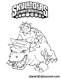 skylanders coloring pages to print coloring pages imágenes por