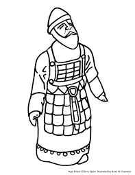 high priest coloring page tabernacle pinterest