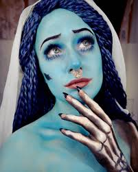 halloween corpse bride makeup corpse bride makeup tutorial youtube