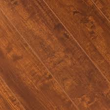 Rustic Laminate Flooring A Rich Mahogany With A Rustic Pattern Alloc City Scapes