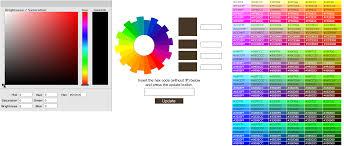 free hex colour code generator blogger smasher