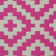 Pink Indoor Outdoor Rug New Pink Outdoor Rugs Pixel Outdoor Rug In Pink White Front