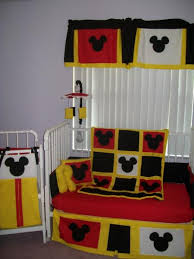 Mickey Mouse Crib Bedding Sets Mickey Mouse Crib Bedding Set