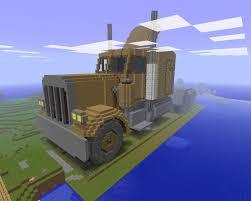 minecraft truck my peterbilt truck wip 100 legit screenshots show your