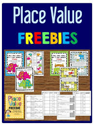 printable math games on place value place value freebies printable board games and worksheets for 2