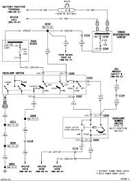 i need a wiring diagram for a 1996 dodge dakota headlight switch