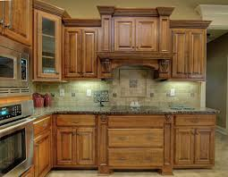 White Painted Cabinets With Glaze by Kitchen Awesome Custom Kitchen Cabinets Design With White