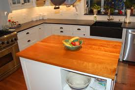 custom solid wood island top face grain cherry custom wood wood countertops butcher block countertops wood bar tops wood table tops and custom wood tables are all made by devos custom woodworking