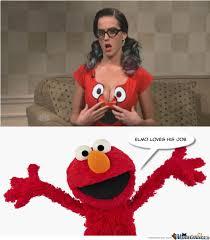 Elmo Meme - elmo loves his job by donvito20 meme center