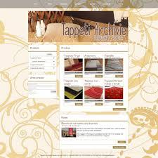 tappeti web crea sito web per negozio di tappeti
