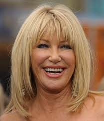 suzanne somers hair cut best haircuts for women haircuts for every hair type
