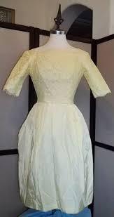 vintage 40 u0027s gown harry keiser dress neiman marcus brocade dress