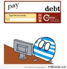 Captcha Memes - 18 funny pay debt greek captcha pmslweb