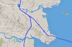 San Francisco Bike Map by Biking Around The Bay U2013 A Monitor Photo Tour U2013 Bay Area Monitor