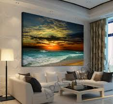 aliexpress com buy best selling evening sea modern home wall aliexpress com buy best selling evening sea modern home wall decor painting canvas art hd print painting canvas picture wall painting from reliable