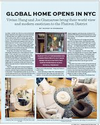 Home Decor Sales Magazines Retail Profile Global Home New York Home Accents Today