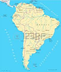 united states map with states and capitals labeled ecuador and galapagos islands political map royalty free cliparts