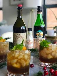 carpano vermouth holiday imbibing with fernet her tasty life